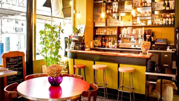 Salle - Bar - Chéri Chérie, Paris