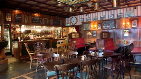 Restaurangens rum - BRYGGHUSET i Vimmerby, Vimmerby