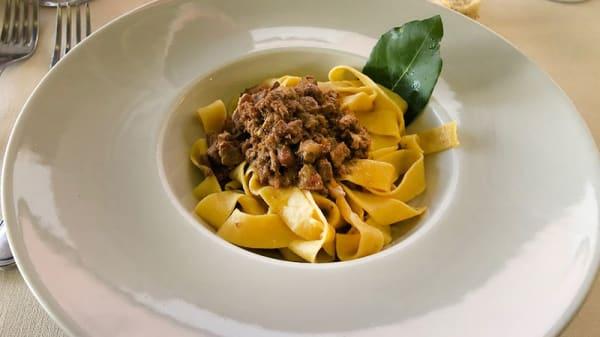 Suggerimento dello chef - Ristorante Bacco e Cerere 2.0, Saturnia