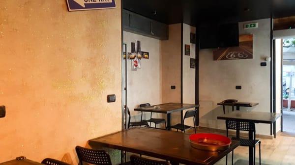 Interno - Stop Pub & Grill, Napoli