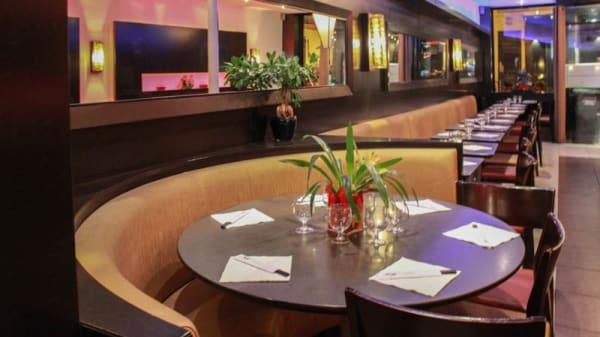 Salle du restaurant - Kyo, Paris