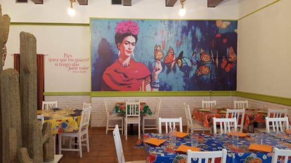Sala del restaurante - Frida - Tres Cantos, Tres Cantos