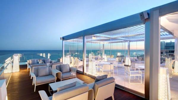 Terraza - Belvue Rooftop Bar Marbella, Marbella