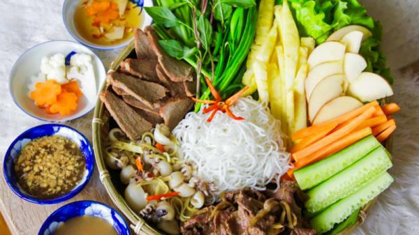 Suggestion de plat - O Vietnam, Lyon