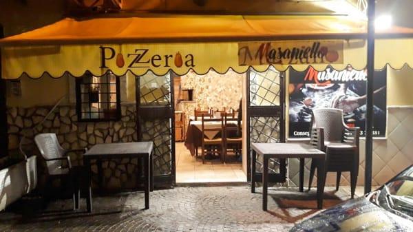 Entrata - Da Masaniello, Pozzuoli