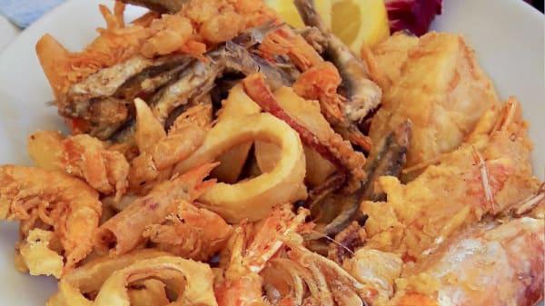 Piatto di pesce - Ristorante del Porto, Marina Di Camerota