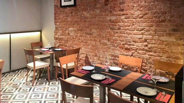 Vista de la sala - Taberna Degusta, Madrid