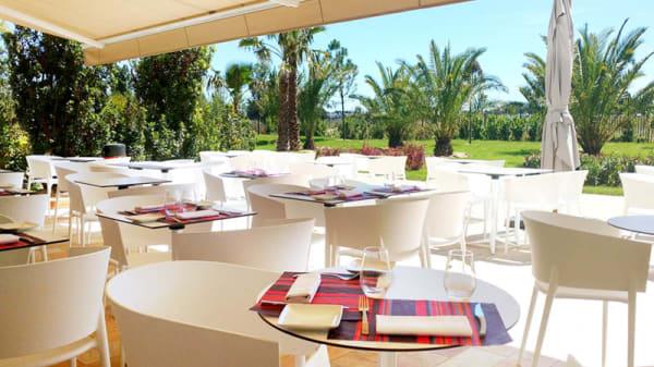 Terrasse - Restaurant Ailleurs Westotel Le Pouliguen, Le Pouliguen