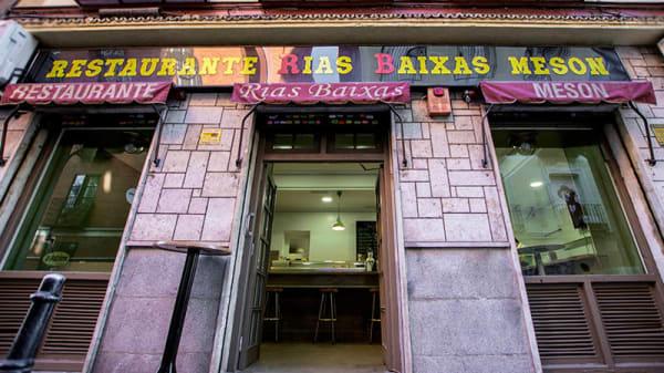 Vista fachada - Rías Baixas Centro, Madrid