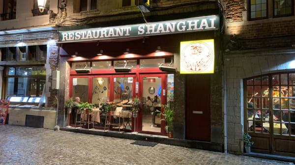 Entrée - Shanghai, Brussels