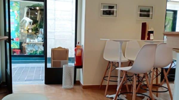 Veduta dell interno - Caffetteria 800, Como