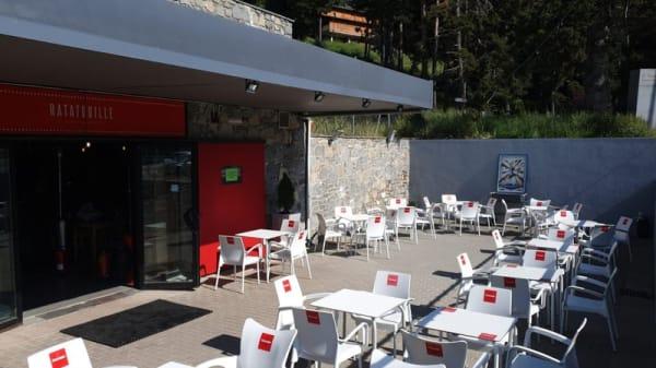 Terraza - Ratatouille, Alp