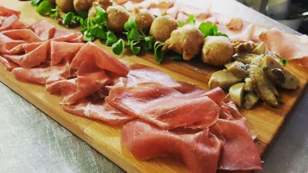 Specialita del chef - Merlì, Sambusita