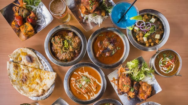 food - Shiraaz, Melbourne (VIC)