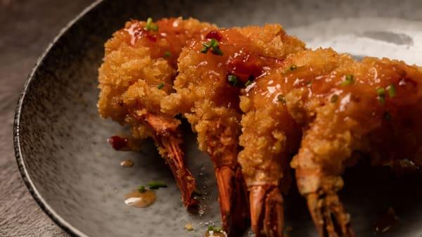 Shrimps - Satang Thai Bistro, Frederiksberg