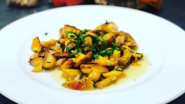 Lo Chef Consiglia - Al Fungo Velenoso, Montoro Superiore