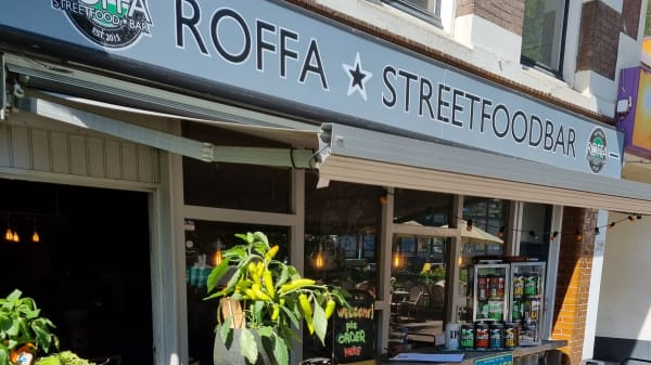 Roffa Streetfoodbar, Rotterdam