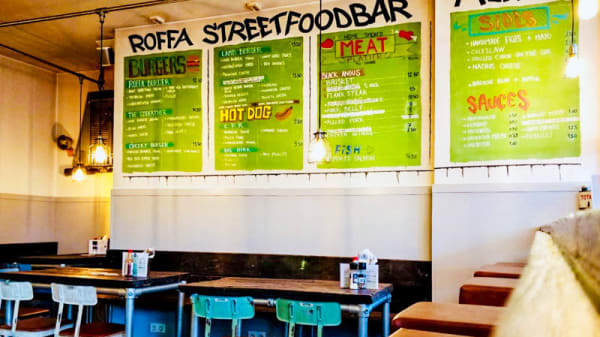 Inside - Roffa Streetfoodbar, Rotterdam