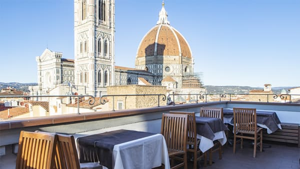 Terrazza - View on Art, Florence