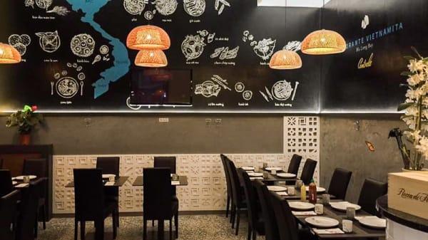 Location - Ha Long Bay Vietnamese Italian Restaurant, Milano