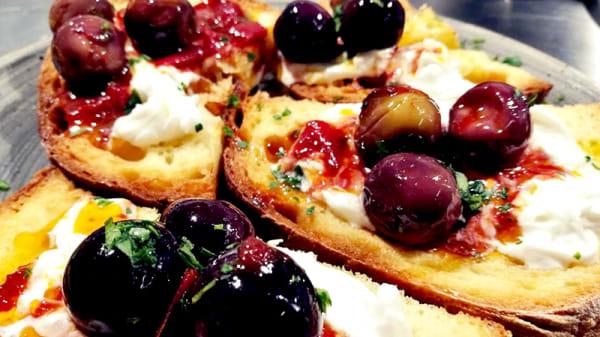 Suggerimento dello chef - Materia Prima bistrot, Matera
