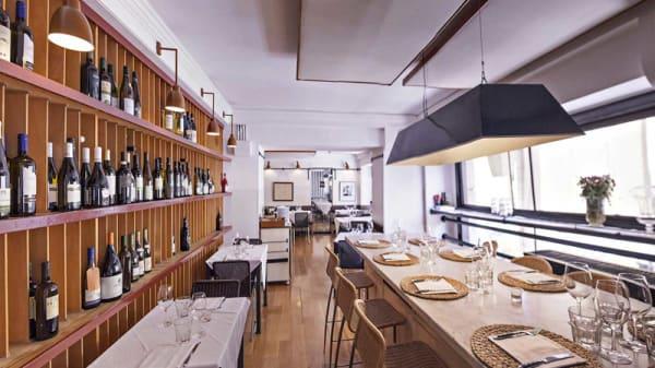 Sala - Gusto - Ristorante - Pizzeria - Wine Bar, Rome