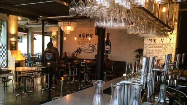 Room - Hops, Göteborg