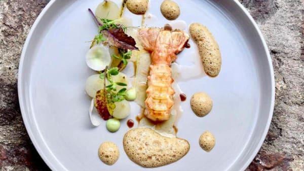 Suggestie van de chef - Restaurant Basiliek, Harderwijk