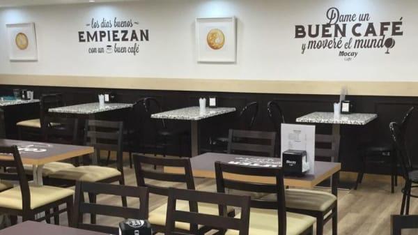 Café el Atrio, Avilés