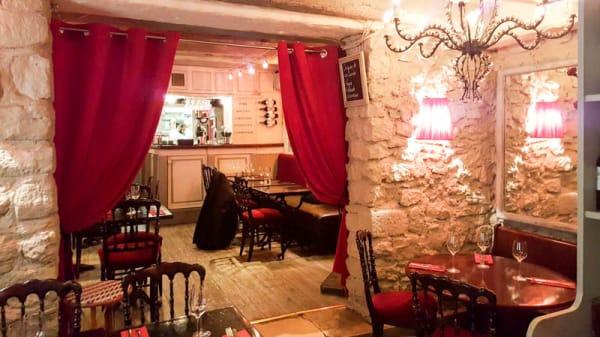 Vue de la salle - Le Déli's Café, Paris
