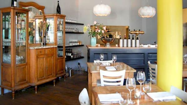 Restaurant - Apostrof, Amsterdam
