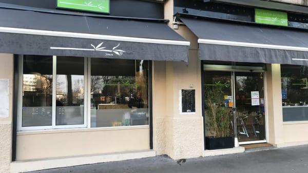 Entrée - Le Comptoir des Sushis, Paris