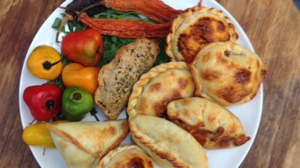 Sugestão prato - La Mordita Empanadas, São Caetano do Sul
