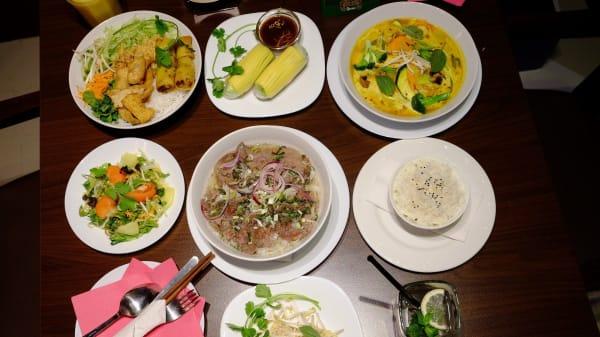 Geschirrvorschlag - Viet Soup, Wien