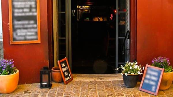 Entrance - Packhuskällaren, Visby