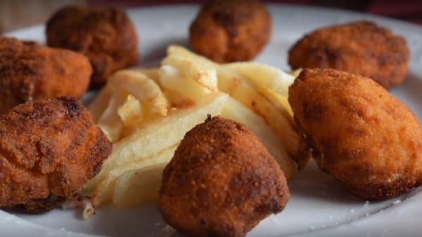 Sugerencia del chef - Casa Carmen Betanzos, Betanzos