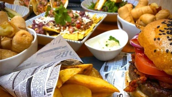 Repano Food Bar, Madrid