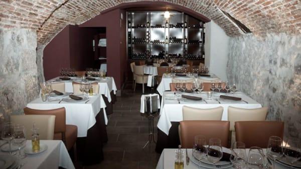 Vista sala - Café del Norte, Valladolid