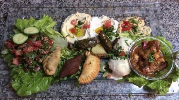 Suggestion de plat - Di Yar, Nice