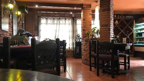 Sala del restaurant - Los Picos de Europa, Ciudad de México