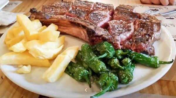 Sugerencia del chef - La mariseca, Salamanca