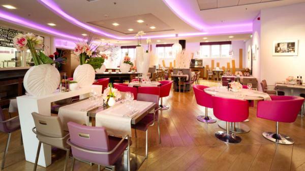 Salle du restaurant - Restaurant le Cent Quatorze, Boulogne-Billancourt