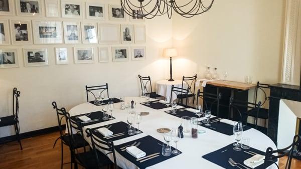 Salle du restaurant - Le Saint-Julien, Saint-Julien-Beychevelle