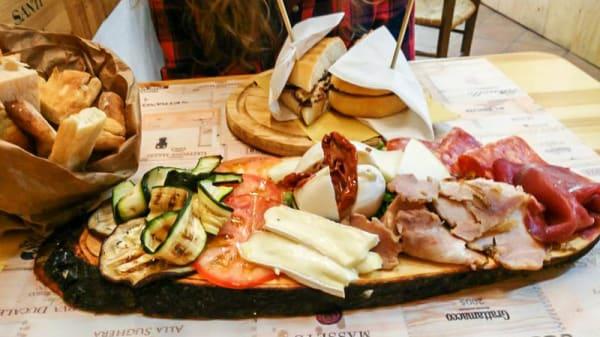 Suggerimento dello chef - Fraschetteria, Rome