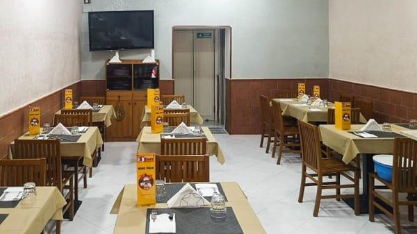 Interno - Pizzeria Fratelli Di Matteo, Portici