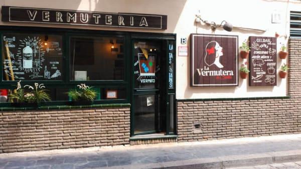 Fachada - La Vermutera de Sevilla, Sevilla