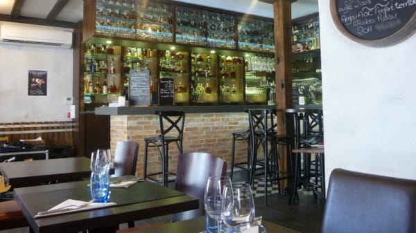 Salle du restaurant - Le Chai, Cognac