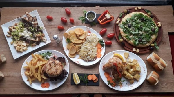Sugerencia del chef - Las Margaritas (Restaurante de Pizzas), Autonomous City of Buenos Aires
