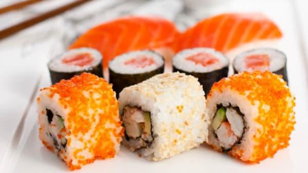suggestion sushi - My Sushi Monaco, Monaco