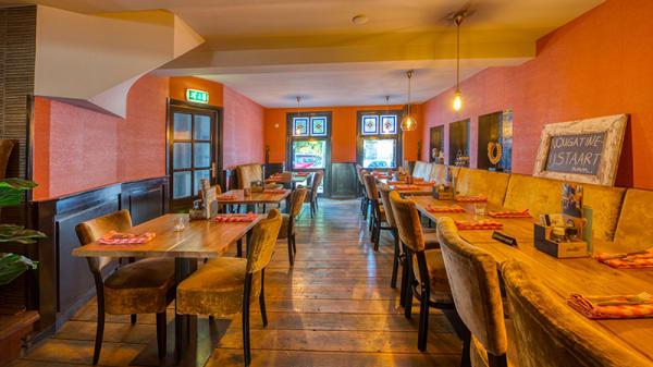 Vue de la salle - Restaurant Vrienden, Den Bosch